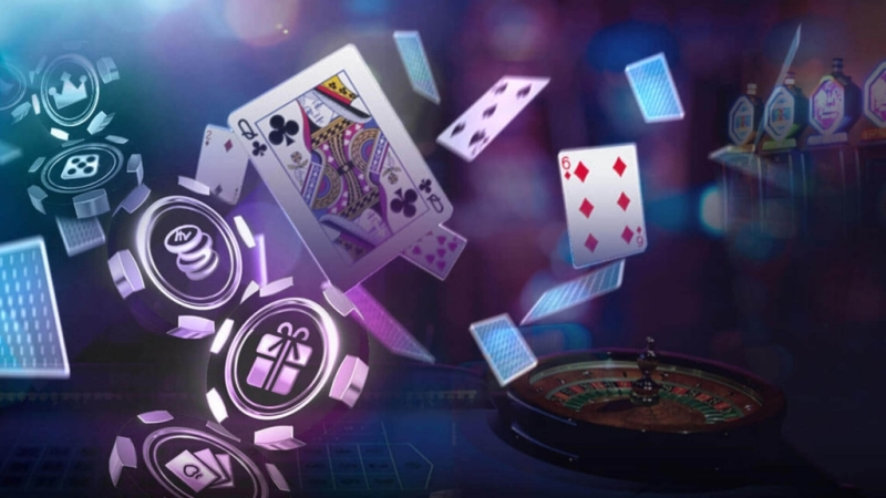 Bermain di Casino Online atau Darat